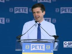 Pete Buttigieg Presidential Campaign Announcement