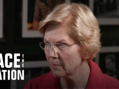 Elizabeth Warren Interview With Ed O'Keefe on