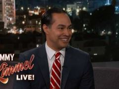 Julián Castro Jimmy Kimmel Interview