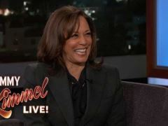 Kamala Harris Jimmy Kimmel Interview