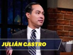 Julián Castro Seth Meyers Interview