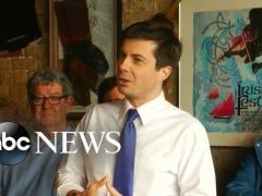 Pete Buttigieg Good Morning America Interview