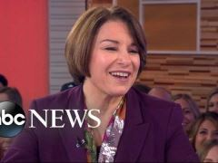Amy Klobuchar Good Morning America Interview