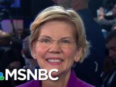 Elizabeth Warren Chris Matthews Interview