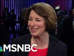 Amy Klobuchar Chris Mathews Interview