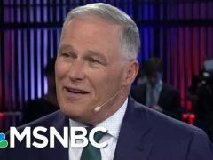 Jay Inslee Interview The Beat With Ari Melber