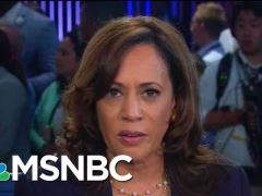 Kamala Harris Chris Mathews Interview