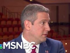 Tim Ryan Velshi & Ruhle Interview