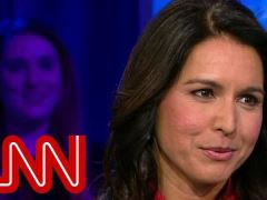 Tulsi Gabbard Announcing 2020 Presidential Run on the Van Jones Show