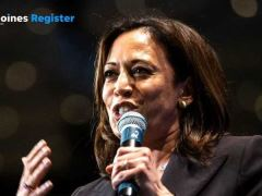 Kamala Harris Iowa Democratic Party Hall of Fame Speech