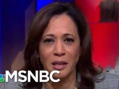 Kamala Harris All In Interview