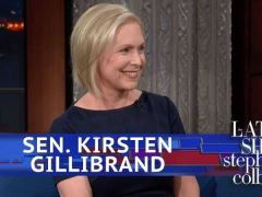 Kirsten Gillibrand Interview Announcing Candidacy for President in 2020