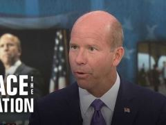 John Delaney Face the Nation Interview