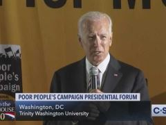 Joe Biden Speech at the Poor People's Campaign Presidential Forum