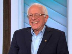 Bernie Sanders Good Morning America Interview