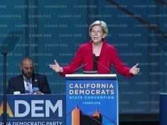 Elizabeth Warren California Democratic Convention Speech