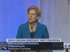 Elizabeth Warren South Carolina Democratic Party Convention Speech
