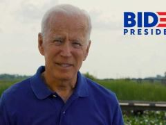Joe Biden Campaign Ad for Clean Energy Revolution & Environmental Justice