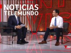 Pete Buttigieg Telemundo Interview (Spanish)