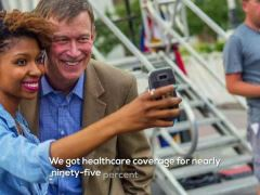 John Hickenlooper Presidential Campaign Announcement