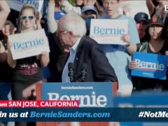 Bernie Sanders Campaign Rally In San Jose, California