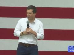 Pete Buttigieg Rally in Dover, New Hampshire