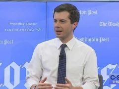 Pete Buttigieg Washington Post Live Interview