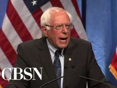 Bernie Sanders George Washington University Speech