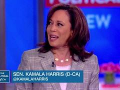 Kamala Harris The View Interview