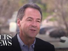 Steve Bullock CBS Evening News Interview