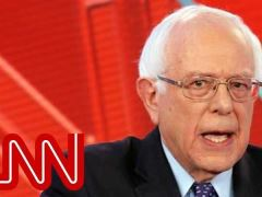 Bernie Sanders CNN Town Hall in Manchester, New Hampshire