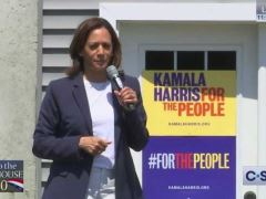 Kamala Harris House Party Speech in Gilford, New Hampshire