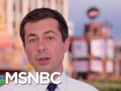 Pete Buttigieg Post Debate Interview Morning Joe
