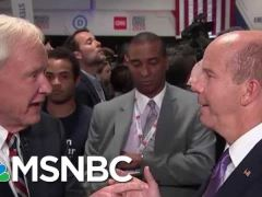 John Delaney Post Debate Interview With Chris Matthews
