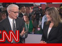 Marianne Williamson Post Debate Interview with Anderson Cooper