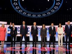 2nd Democratic Debate (2/2)