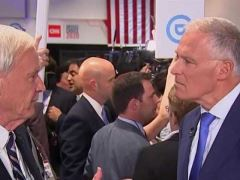 Jay Inslee Post Debate Interview with Chris Matthews