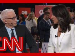 Tulsi Gabbard Post Debate Interview with Anderson Cooper