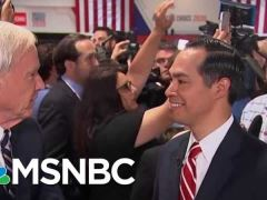 Julián Castro Post Debate Interview With Chris Matthews