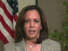 Kamala Harris Situation Room With Wolf Blitzer Interview