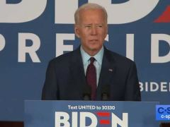 Joe Biden Speech on Mass Shootings and White Supremacy