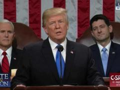Donald Trump 2018 State of the Union Address