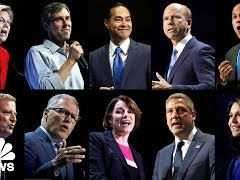 1st Democratic Debate (1/2)