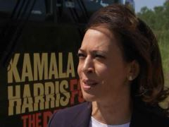 Kamala Harris Meet the Press Interview