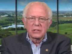 Bernie Sanders Face the Nation Interview