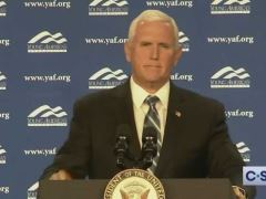 Mike Pence National Conservative Student Conference Speech