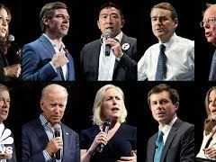 1st Democratic Debate (2/2)