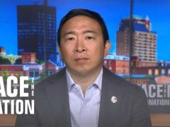 Andrew Yang Face The Nation Interview