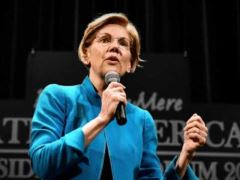 Elizabeth Warren Four Directions Native American Forum
