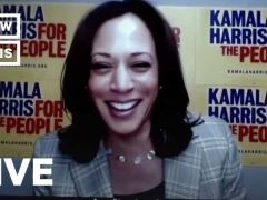 Kamala Harris Four Directions Native American Forum